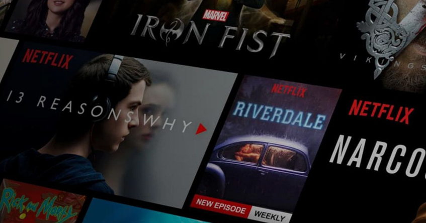 Netflix's DVD business is still alive and profitable, by a small margin